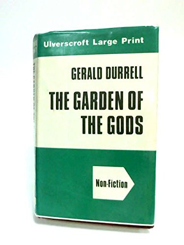 9780708903506: The Garden of the Gods (Large Print Edition)