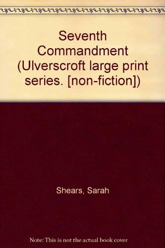 9780708903889: The Seventh Commandment (U)