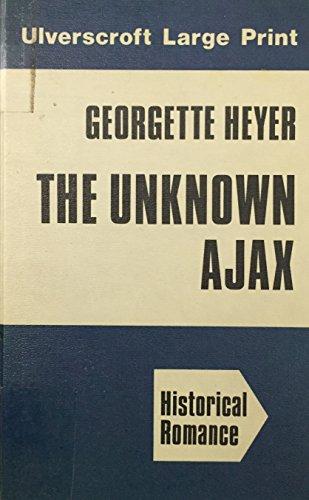 9780708904695: Unknown Ajax (Ulverscroft large print series)