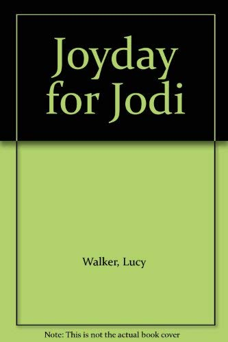 9780708905081: Joyday For Jodi (U)