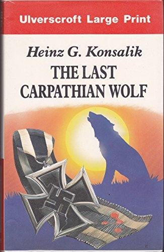 9780708905838: The Last Carpathian Wolf (U)