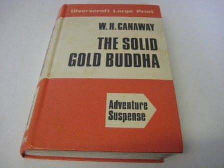 9780708905975: The Solid Gold Buddha