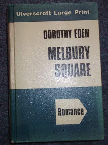 9780708906637: Melbury Square