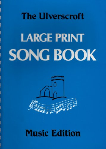 9780708906873: The Ulverscroft Large Print Song Book: Music Edition