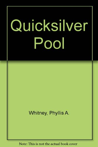 9780708907238: The Quicksilver Pool