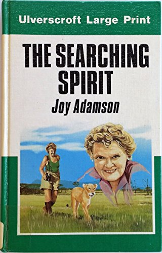 9780708908266: Searching Spirit (Ulverscroft large print)