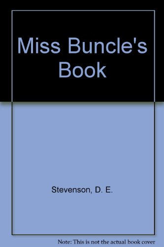 9780708908341: Miss Buncle's Book (U)
