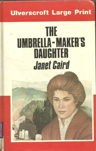 9780708909430: The Umbrella-Maker's Daughter (U) (Large Type ed)