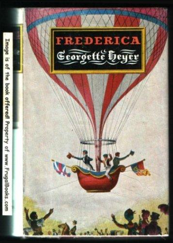 Frederica (9780708909478) by Heyer, Georgette
