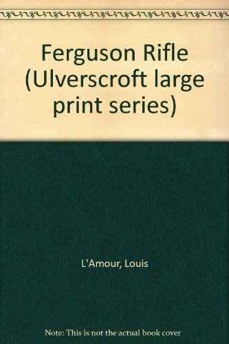 9780708909775: Ferguson Rifle (Ulverscroft large print