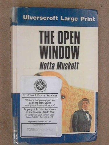 9780708910191: The Open Window (U)