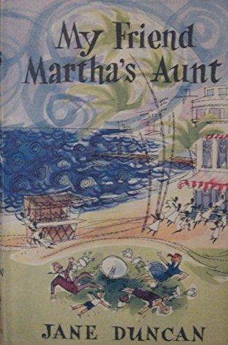 9780708910412: My Friend Martha's Aunt (U)