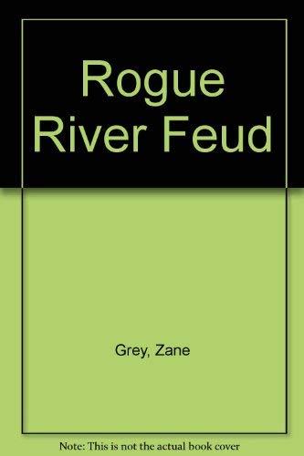 9780708910436: Rogue River Feud (U)