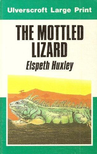 9780708910443: The Mottled Lizard (U)