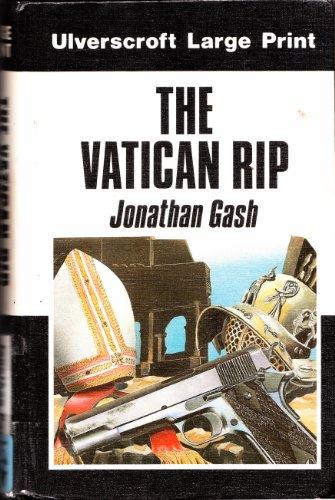 9780708911013: Vatican Rip