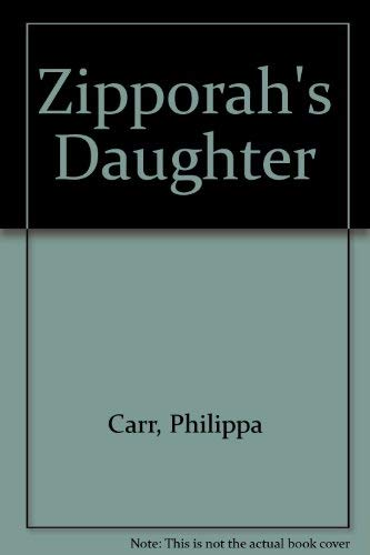 9780708911389: Zipporah's Daughter
