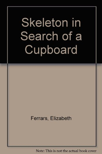 9780708911396: Skeleton in Search of a Cupboard