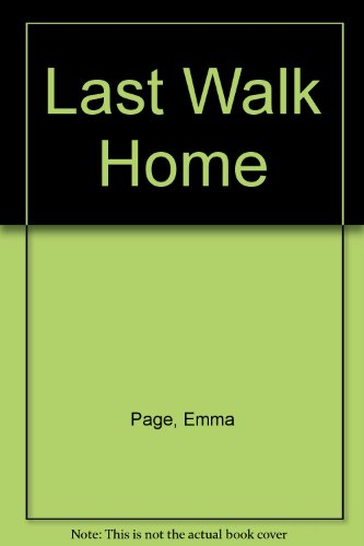9780708912058: Last Walk Home (Ulverscroft large print)