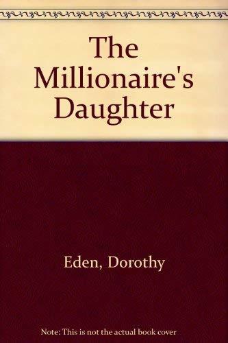 9780708912249: Millionaire's Daughter