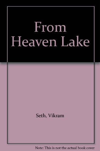 9780708912904: From Heaven Lake