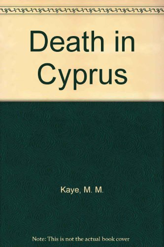 9780708913253: Death in Cyprus