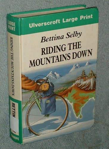 9780708913697: Riding the Mountains Down