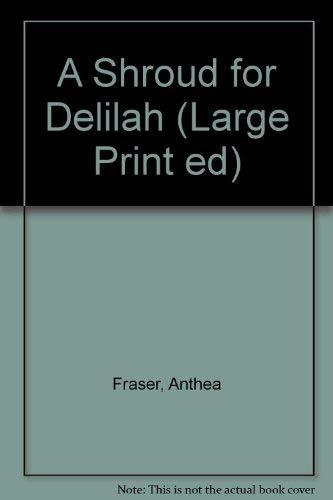 9780708913772: A Shroud For Delilah (U) (Large Print Ed)