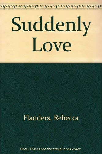 9780708913864: Suddenly Love (U)