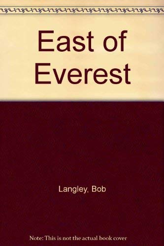 9780708914311: East Of Everest (U)