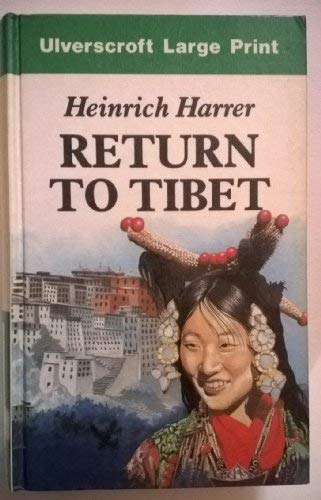 9780708914885: Return To Tibet (U)