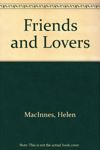 9780708915066: Friends and Lovers