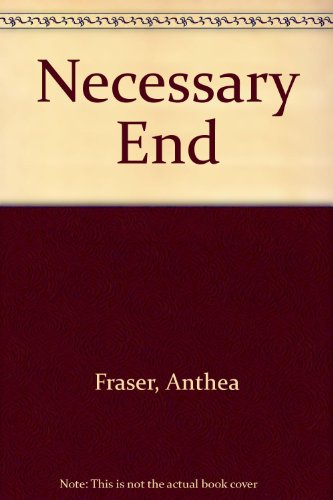 9780708915554: Necessary End