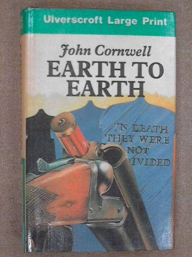 9780708916094: Earth To Earth (U)
