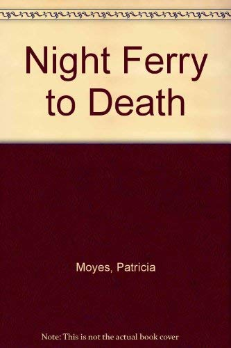 9780708916155: Night Ferry to Death
