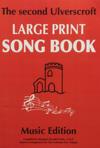 9780708917367: The Second Ulverscroft Large Print Songbook: Music Edition