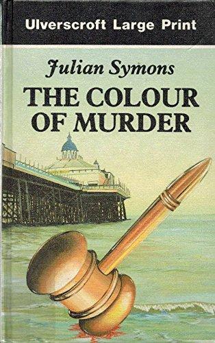 9780708917503: The Colour Of Murder (U)