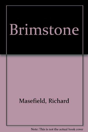 9780708917749: Brimstone (U)