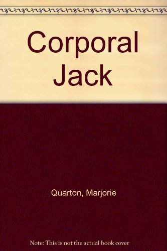 9780708918401: Corporal Jack (U)