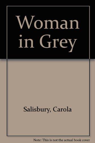 9780708918425: Woman in Grey