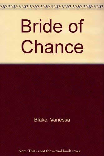 9780708918920: Bride Of Chance (U)