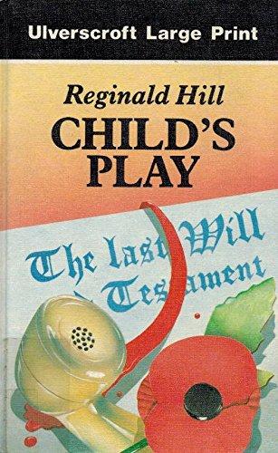 9780708919125: Child's Play