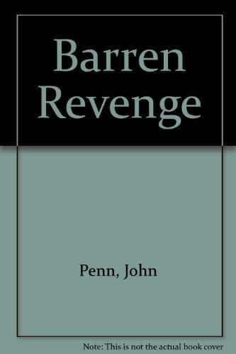 9780708919651: Barren Revenge