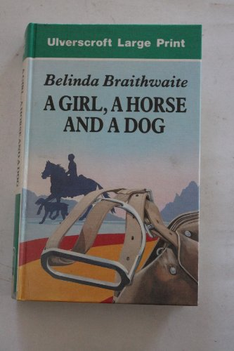 9780708919880: A Girl, A Horse And A Dog (U)