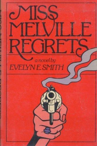 9780708921104: Miss Melville Regrets (U) (Ulverscroft Large Print Series)