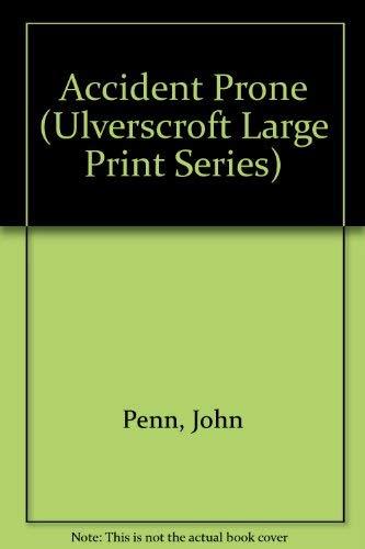 9780708921593: Accident Prone (Ulverscroft Large Print Series)