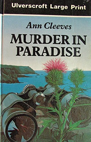 9780708922002: Murder in Paradise (Ulverscroft General Large Print Series)