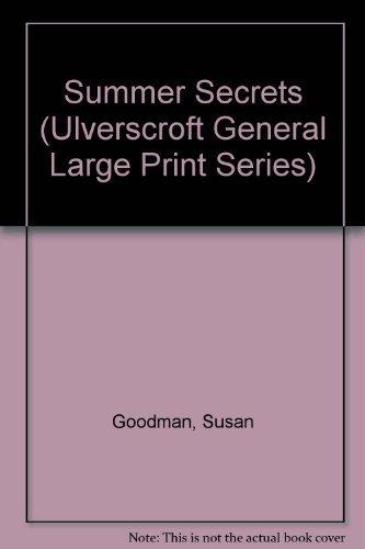9780708922088: Summer Secrets (U) (Ulverscroft Large Print Series)