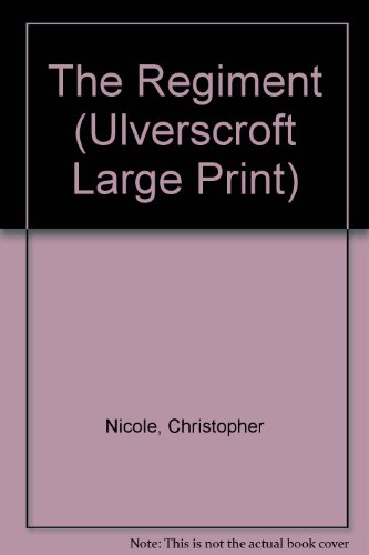 9780708922262: The Regiment (U) (Ulverscroft Large Print Series)