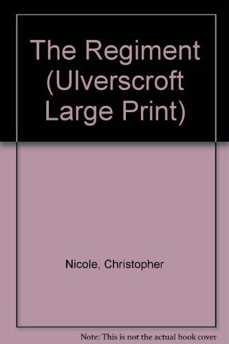 9780708922262: The Regiment (Ulverscroft Large Print Series)