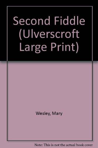 9780708922668: Second Fiddle (U) (Ulverscroft Large Print Series)